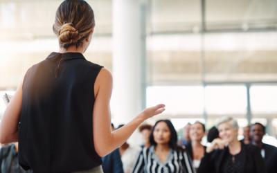 Wat je stem laten horen kan doen voor je carrière