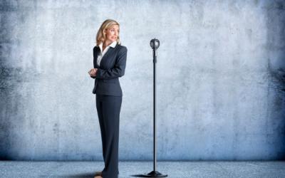 Spreekstress als je plotseling het woord krijgt in meetings